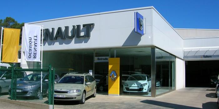Renault Besalú